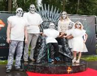 Железный трон в парке. 30.07.2015, Фото: 15