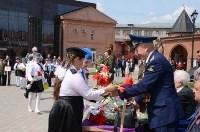 Х юбилейного парада юнармейских отрядов, 07.05.2015, Фото: 1