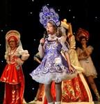 8-летняя тулячка с блеском выступила на конкурсе красоты, Фото: 1