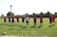Тренировка «Арсенала» на стадионе «Желдормаш», Фото: 21