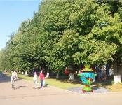 В Центральном парке появятся разноцветные самовары и зеленый лабиринт, Фото: 6
