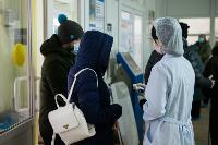 В Киреевске поликлинике помогают волонтеры, Фото: 38