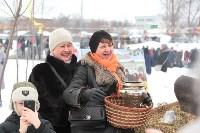 Как туляки провожали зиму на набережной Упы, Фото: 61
