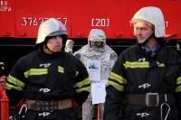 Презентация нового пожарного поезда, Фото: 53