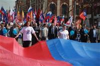 Тульская Федерация профсоюзов провела митинг и первомайское шествие. 1.05.2014, Фото: 9