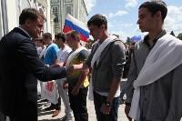 Торжества в честь Дня России в тульском кремле, Фото: 28