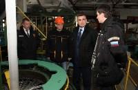 Врио губернатора Тульской области Алексей Дюмин посетил Алексинский химкомбинат, Фото: 10
