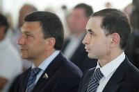 Алексей Дюмин наградил сотрудников «Тулачермета», Фото: 7