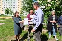 В Туле победители конкурса дворов получили сертификаты , Фото: 6