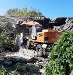 В историческом центре Тулы сносят аварийные дома, Фото: 5