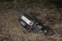 В жутком ДТП в поселке Рассвет погиб пассажир Audi A6, Фото: 19