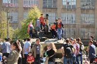 День Победы: гуляния на площади Победы. 9 мая 2015 года, Фото: 43
