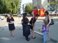 Сотрудники ГИБДД проверили юных пешеходов и велосипедистов, Фото: 5