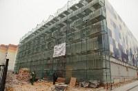 Реконструкция бассейна школы №21. 9.12.2014, Фото: 13