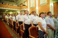 Юрий Андрианов поздравил тульских железнодорожников с профессиональным праздником, Фото: 13