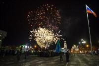 Фейерверк в честь 75-летия обороны Тулы, Фото: 8
