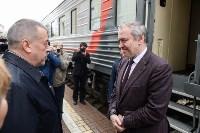 Встреча Валерия Гергиева на Московском вокзале в Туле, Фото: 7