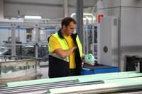 Открытие второй линии производства завода SCA, Фото: 22
