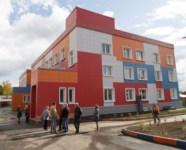 Владимир Груздев проинспектировал строительство детского сада на ул. Поперечная, Фото: 1