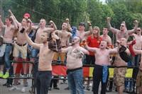"""Файер-шоу от болельщиков """"Арсенала"""". 16 мая 2014 года, Центральный парк, Фото: 44"""