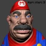 Марио из Super Mario Bros., Фото: 4
