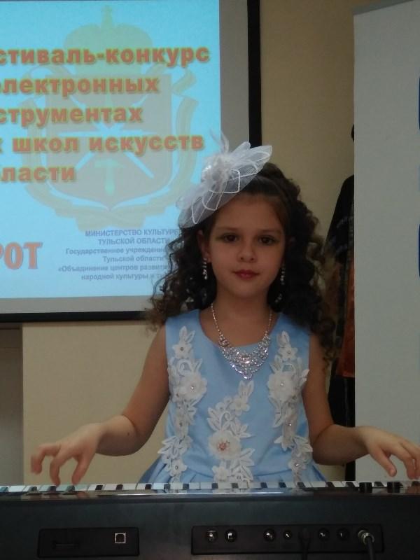 Воронина Елизавета 6 лет