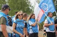 В Кондуках прошла акция «Вода России»: собрали более 500 мешков мусора, Фото: 42