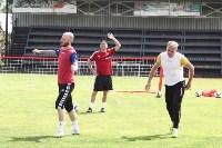 Тренировка «Арсенала» на стадионе «Желдормаш», Фото: 22