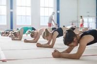 Тренировка гимнасток, Фото: 6