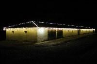 В Ясной Поляне появилась новогодняя иллюминация, Фото: 5