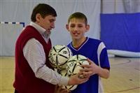 Турнир по мини-футболу среди школ-интернатов. 30 января 2014, Фото: 10
