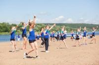 Акробаты и боксеры в летнем лагере, Фото: 40