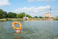 МЧС обучает детей спасать людей на воде, Фото: 38