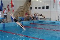 Открытые чемпионат и первенство Тульской области по плаванию на короткой воде, Фото: 10