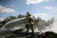 Пожар в гаражном кооперативе №17, Фото: 45