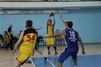 БК «Тула» дома дважды обыграл баскетболистов Воронежа, Фото: 55