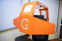 G-кресло, которое создал туляк, Фото: 4