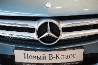 Mercedes-Benz представил обновленный В-класс, Фото: 7