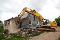 В Плеханово продолжается снос незаконных цыганских построек, Фото: 56