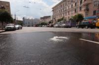 Возле роддома в центре Тулы забил фонтан, Фото: 7