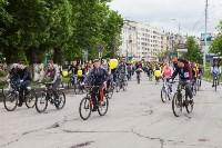 В Туле прошел большой велопарад, Фото: 91