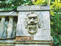 Тула, пр. Каминского, 47-а. Ворота с львиным характером., Фото: 2