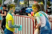 В Туле прошел фестиваль красок и летнего настроения, Фото: 31