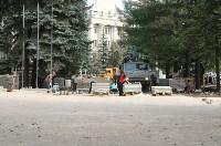 Благоустройство Болдинского и Студенческого скверов, Фото: 11