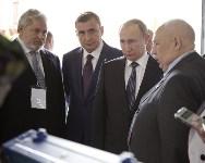 Путин в Туле, Фото: 12
