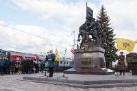 Открытие экспозиции в бронепоезде, 8.12.2015, Фото: 25