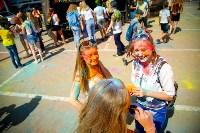 В Туле прошел фестиваль красок и летнего настроения, Фото: 114