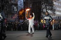Третий этап эстафеты олимпийского огня: проспект Ленина, Фото: 64