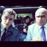 Съемки сериала с Алексеем Воробьевым и Максимом Авериным, Фото: 3