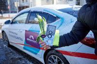 «Автоимпорт» поздравил девушек-автолюбительниц Тулы с международным женским днем, Фото: 14